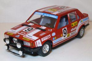 Alfa Romeo Giulietta Rally #9 Olivetti Image
