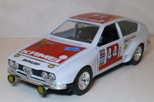 Alfa Romeo Alfetta GT Rally #44 Kamei Image