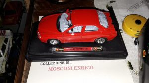 Alfa Romeo 156 GT Image