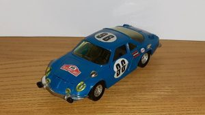 Alpine-Renault A110 Rally #96 Image