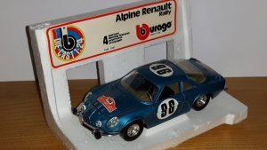 Alpine-Renault A110 Rally #96 Image