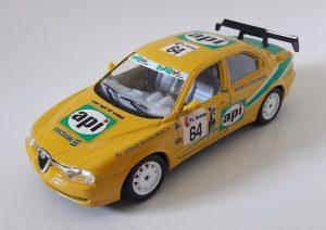 Alfa Romeo 156 GT #64 API Image
