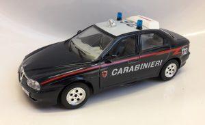 Alfa Romeo 156 Carabinieri Image