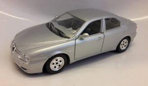 Alfa Romeo 156 Image