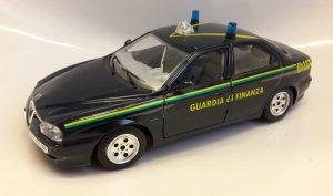 Alfa Romeo 156 Guardia di Finanza Image