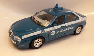 Alfa Romeo 156 Polizia (II Series) Image
