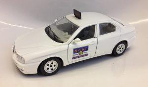 Alfa Romeo 156 Radio-Taxi Image