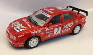 Alfa Romeo 156 GT #1 Eurosport Image