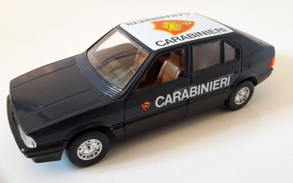 Alfa Romeo 33 Carabinieri Image