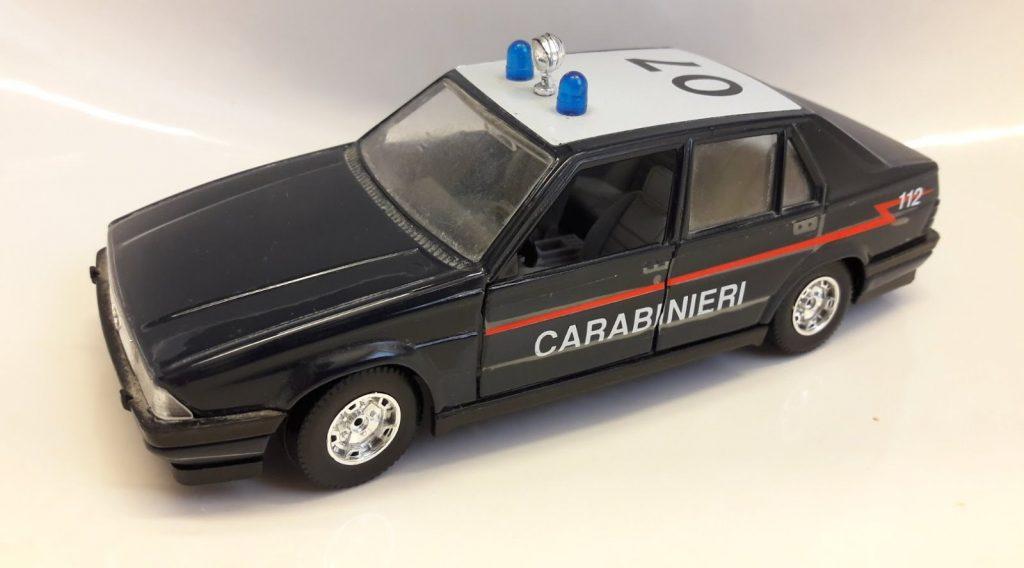 Alfa Romeo 75 Carabinieri (II Series) Image