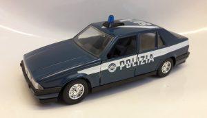 Alfa Romeo 75 Polizia (II Series) Image