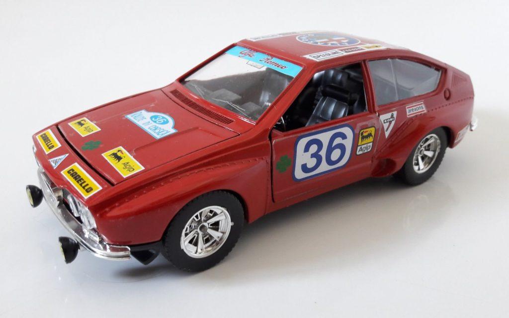 Alfa Romeo Alfetta GT Rally #36 Image