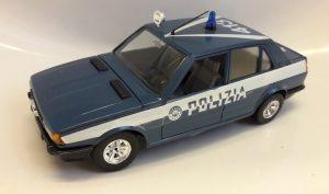 Alfa Romeo Giulietta Polizia Image