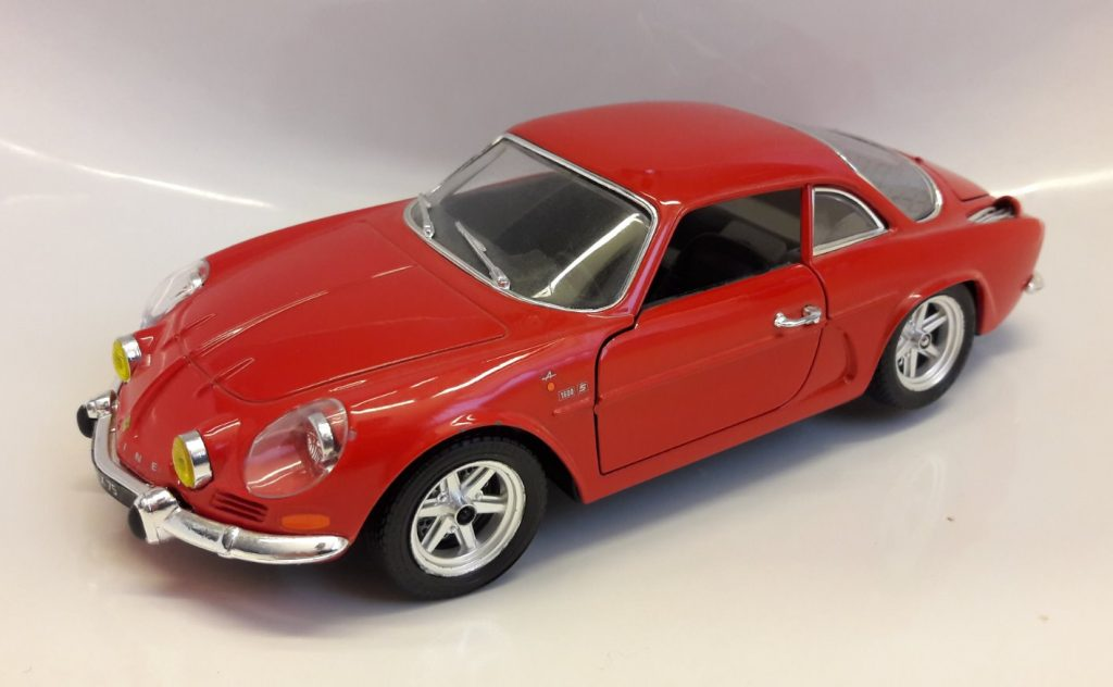 Alpine-Renault A110 Stradale (New mold) Image