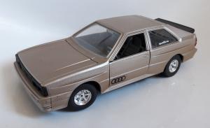 Audi Quattro GT Image
