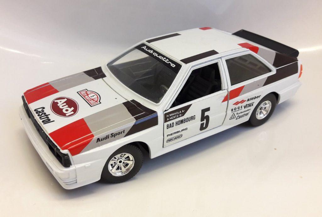 Audi Quattro GT #5 Rally Montecarlo Image