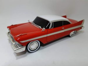 Plymouth Fury - Christine - Evil version Image