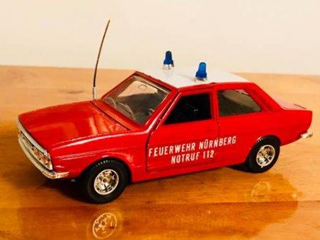 Audi 80 GT Feuerwehr Image