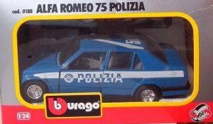 Alfa Romeo 75 Polizia (III Series) Image