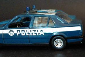 Alfa Romeo 75 Polizia (I Series) Image