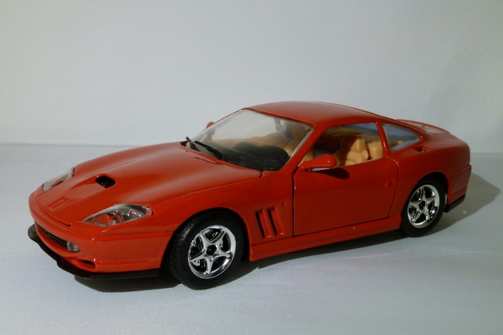 Ferrari 550 Maranello Image