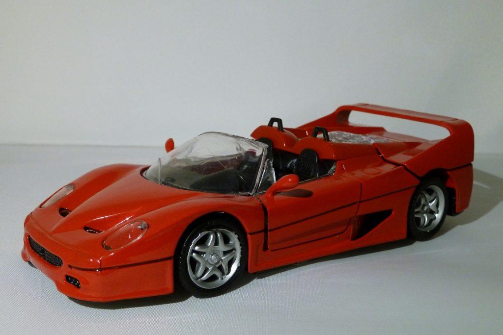 Ferrari F50 Spider Image