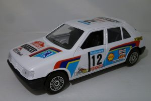 Peugeot 205 #12 Rothmans Image