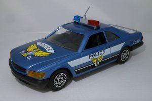 Mercedes-Benz 500 SEC Police Image