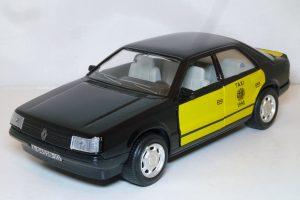 Renault 25 Taxi Barcelona Image