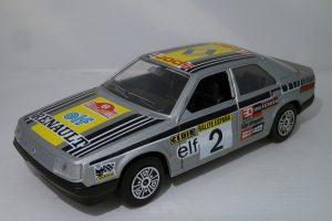 Renault 25 #2 Rally Espana Image