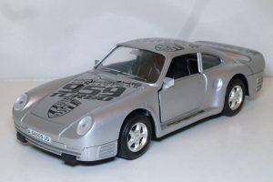 Porsche 959 Concept Car Image