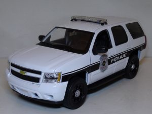 Chevrolet Tahoe Police Image