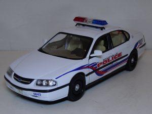 Chevrolet Impala (2001) Police Image