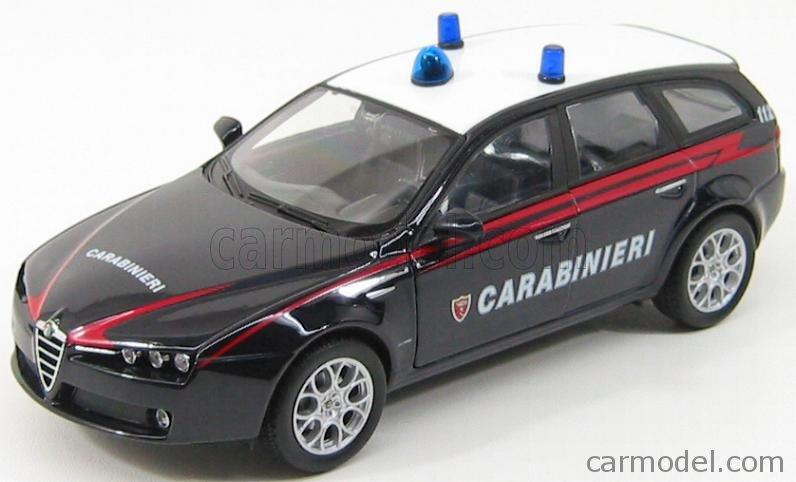 Alfa Romeo 156 SW Carabinieri Image