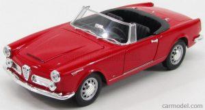 Alfa Romeo Spider 2600 Image
