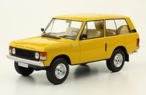 Land Rover Range Rover 3.5 V8 Image