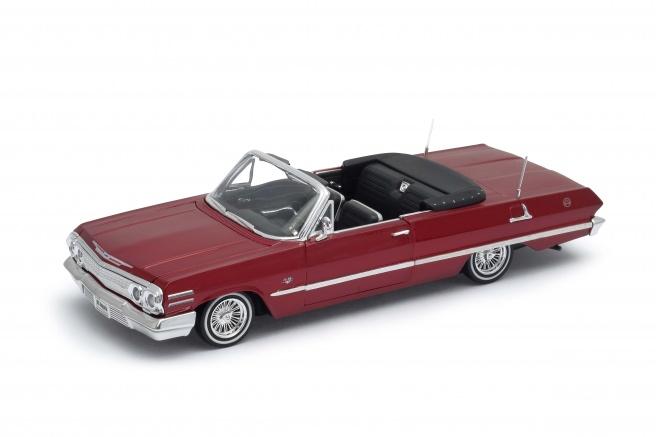 Chevrolet Impala (1963) Cabriolet Tuning Image