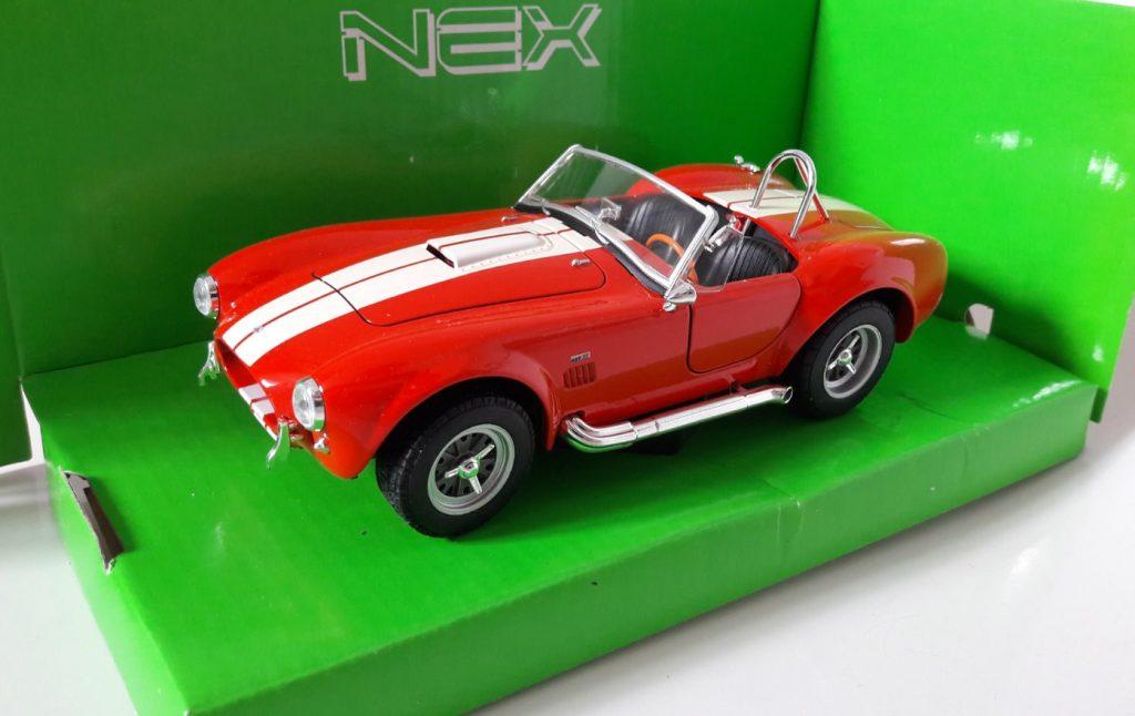 AC Shelby Cobra Image