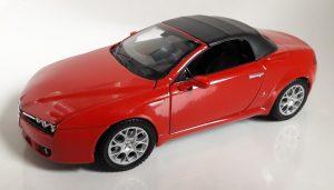 Alfa Romeo Spider Image