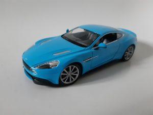 Aston Martin Vanquish Coupe Image