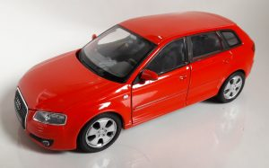 Audi A3 Sportback Image