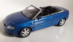 Audi A4 (2003) 3.0 Cabriolet Image
