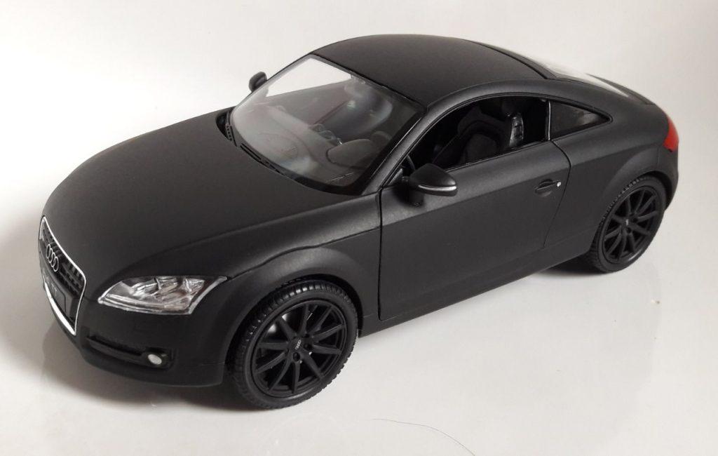Audi TT Coupe (2007) Image