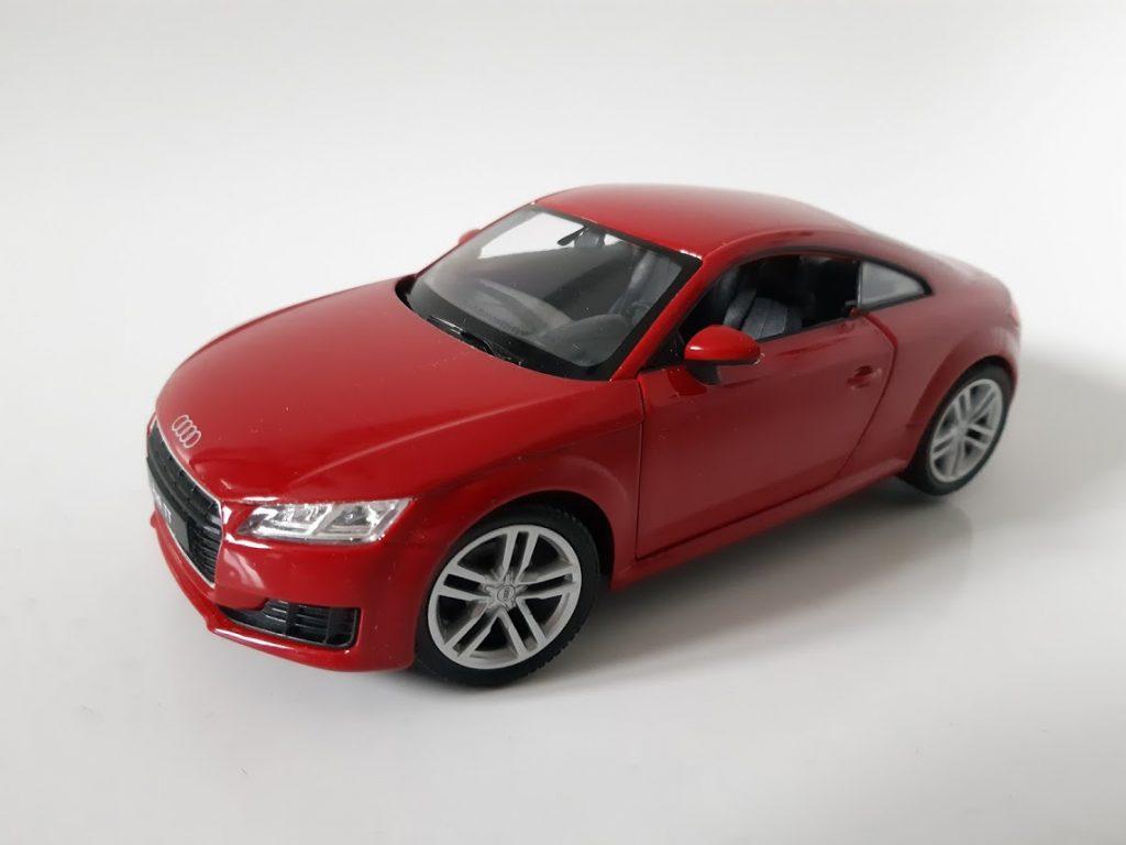 Audi TT Coupe (2014) Image