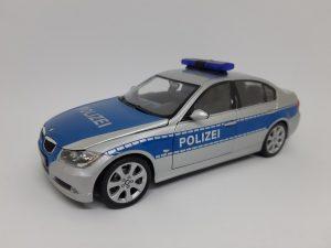 BMW 330i Polizei Image