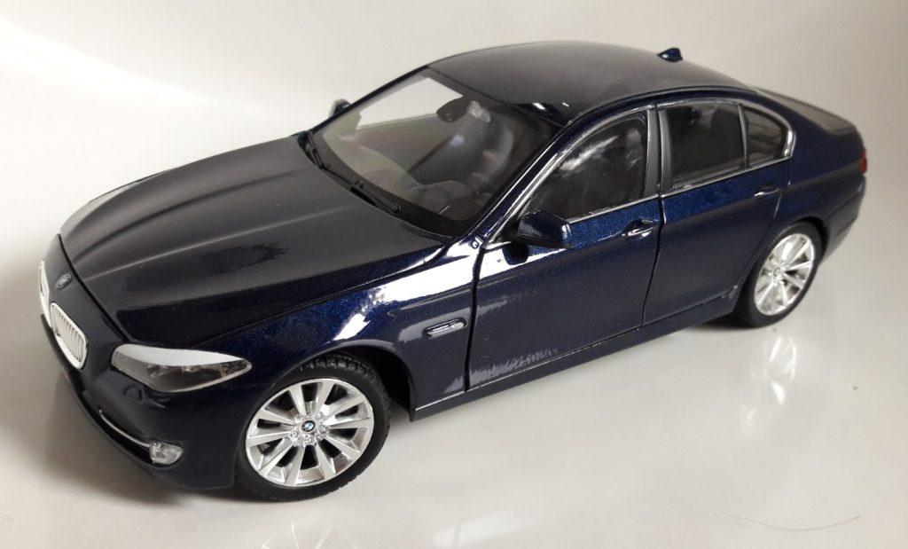 BMW 535i Image