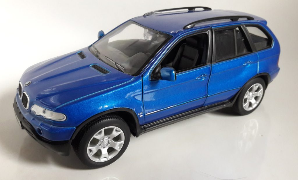 BMW X5 (1999) Image