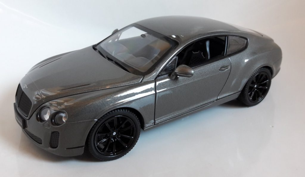 Bentley Continental Supersports Image