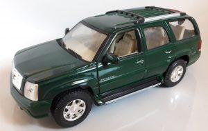 Cadillac Escalade (2002) Image