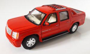 Cadillac Escalade (2003) Ext Image